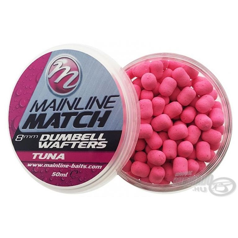 MAINLINE Match Dumbell Wafter 8 mm - Tuna