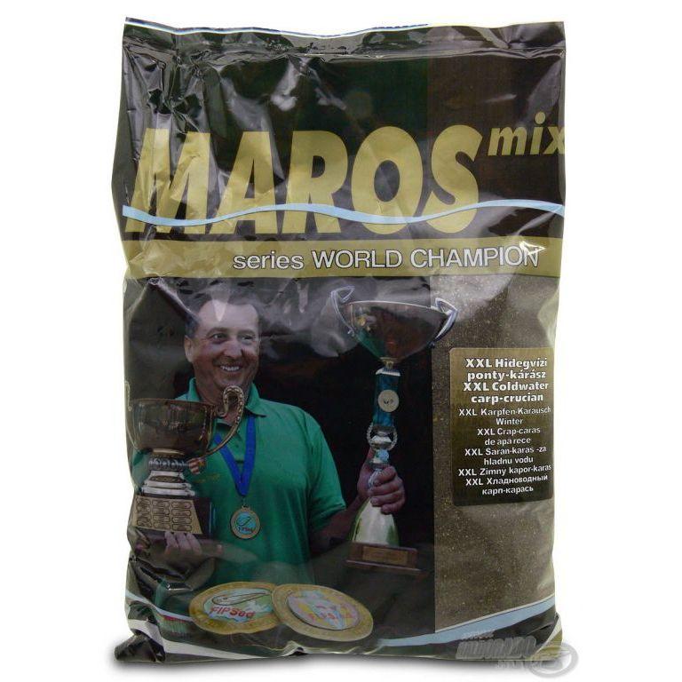 MAROS MIX XXL Hidegvízi Ponty-Kárász 1 kg