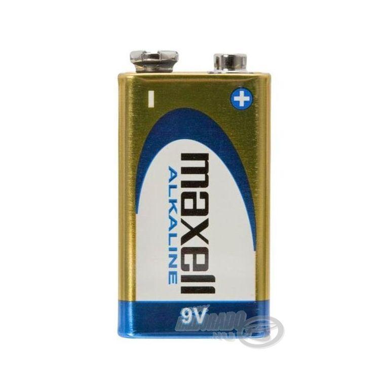 MAXELL 9V elem