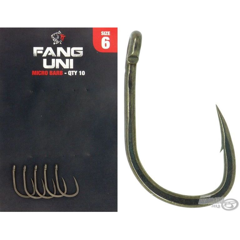 NASH Fang Uni - 10