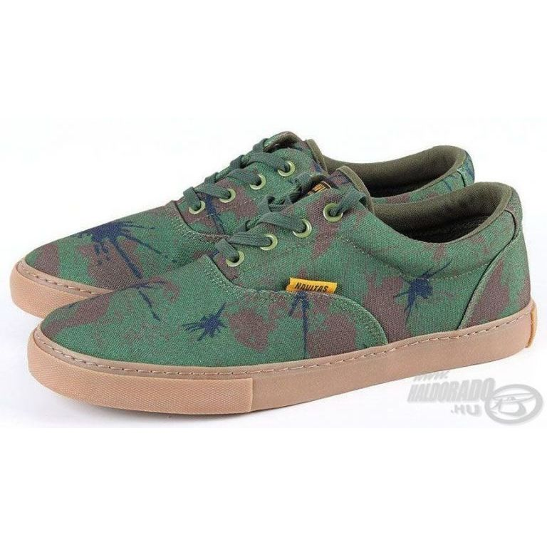 NAVITAS Terepszínű cipő 42