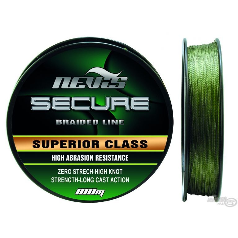 NEVIS Secure Braid 0,08 mm