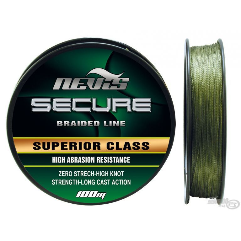 NEVIS Secure Braid 0,14 mm
