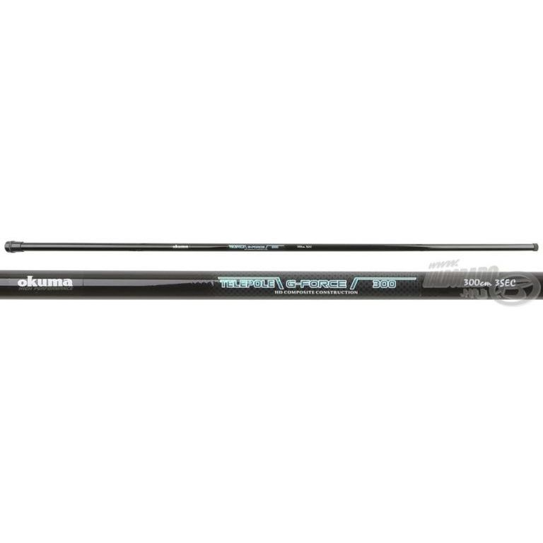 OKUMA G-Force TelePole 4 m