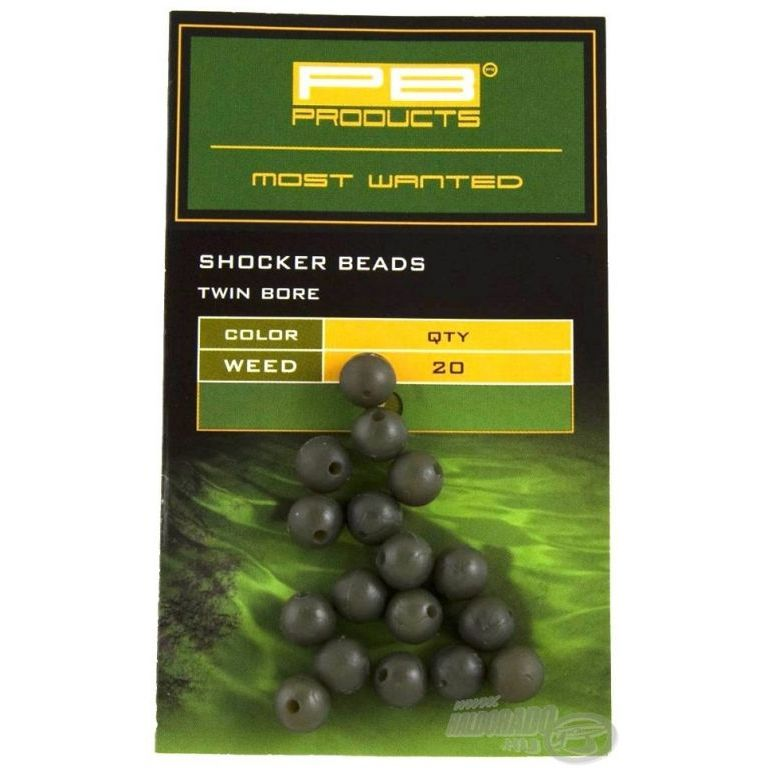 PB PRODUCTS Gumigolyó - Shocker Beads