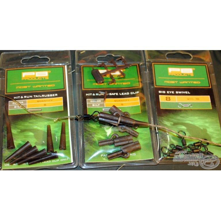 PB PRODUCTS Hit&Run Lead Clip - Weed