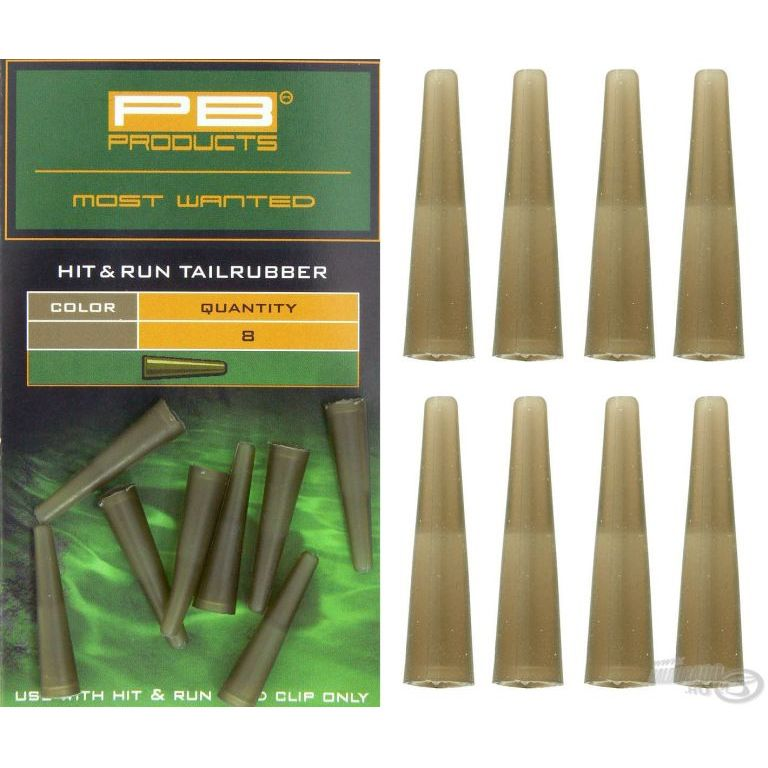 PB PRODUCTS Hit&Run Tailrubbers - Gravel