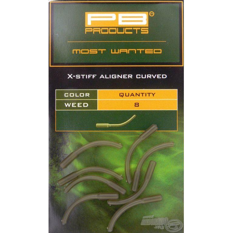 PB PRODUCTS Horogbefordító - X-Stiff Aligner Curved Weed