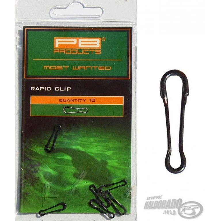 PB PRODUCTS Karabiner - Rapid Clip 8
