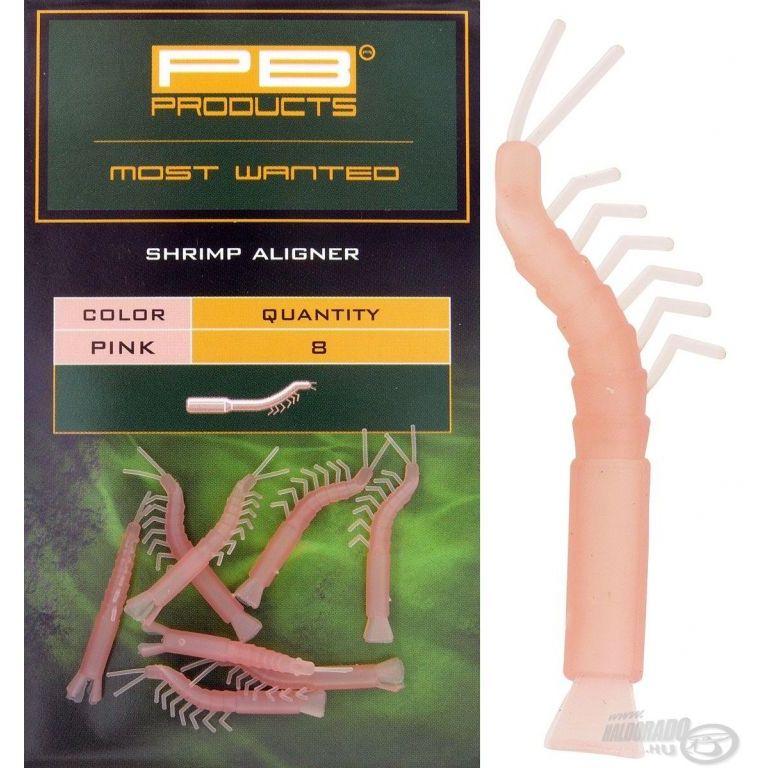 PB PRODUCTS Shrimp Aligner Pink