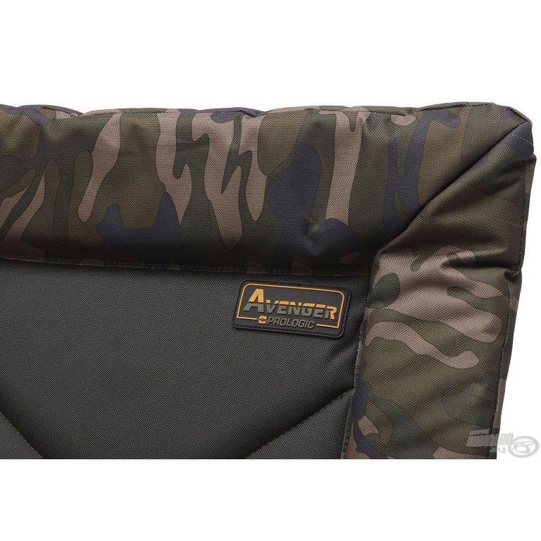 PROLOGIC Avenger Comfort Camo Fotel