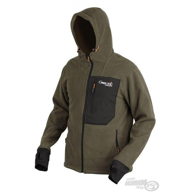PROLOGIC Commander Fleece kabát XL