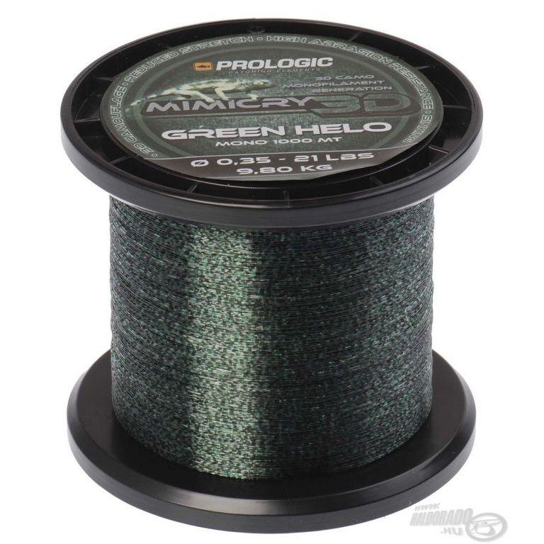 PROLOGIC Mimicry Green Helo 1000 m - 0,26 mm