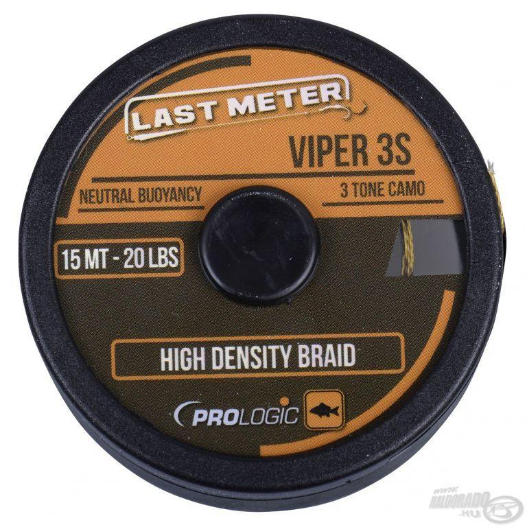 PROLOGIC Viper 3S 30 Lbs