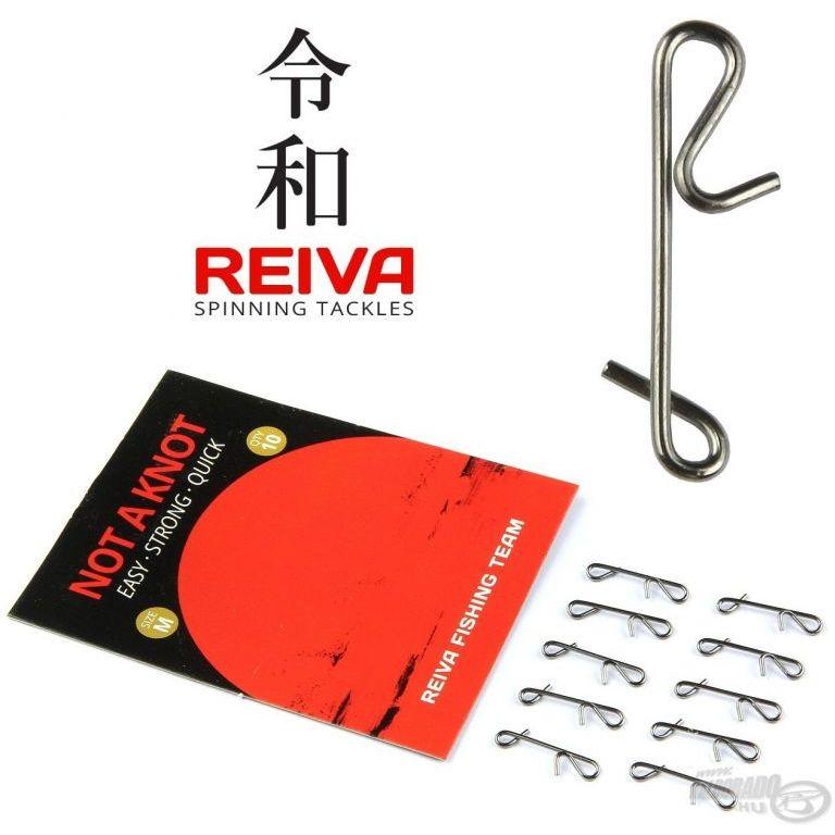 REIVA Not a Knot kapocs L