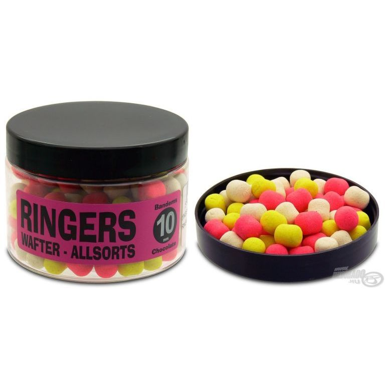 RINGERS Wafter Pellet Chocolate Allshorts Bandems 10 mm