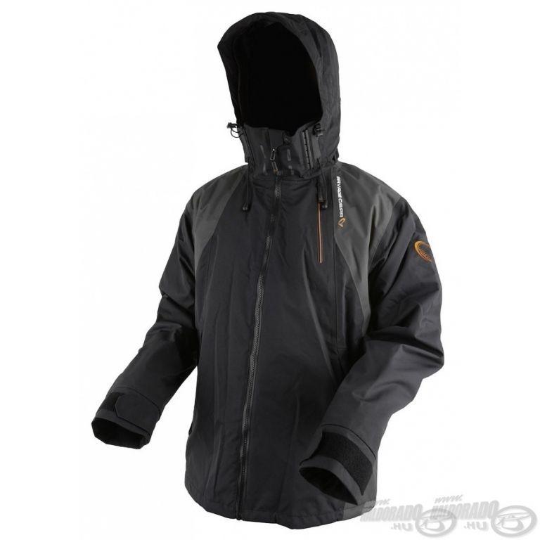 SAVAGE GEAR Black Savage Jacket M