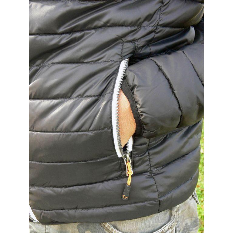 SAVAGE GEAR Orlando Thermo-Lite kabát XXL