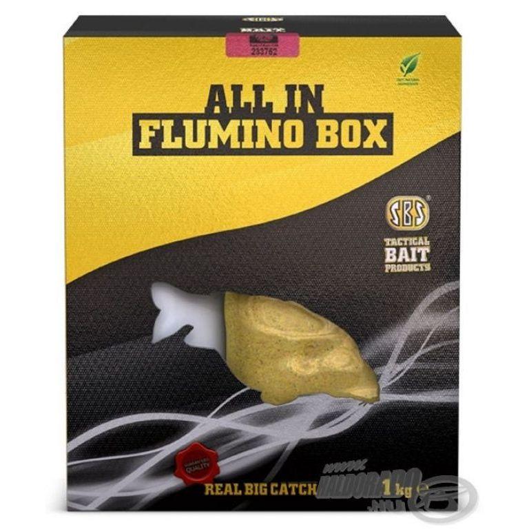 SBS All In Flumino Box - Pineapple