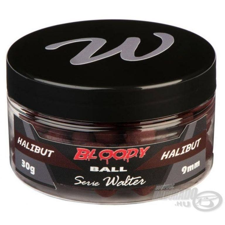 Serie Walter Bloody Ball 7 mm - Halibut