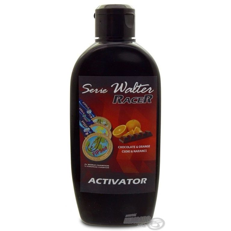 Serie Walter Racer Activator 250 ml - Chocolate & Orange