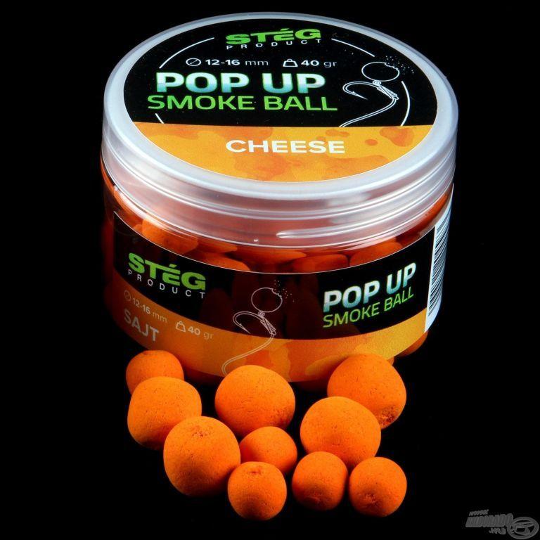 STÉG PRODUCT Pop Up Smoke Ball 12-16 mm - Cheese