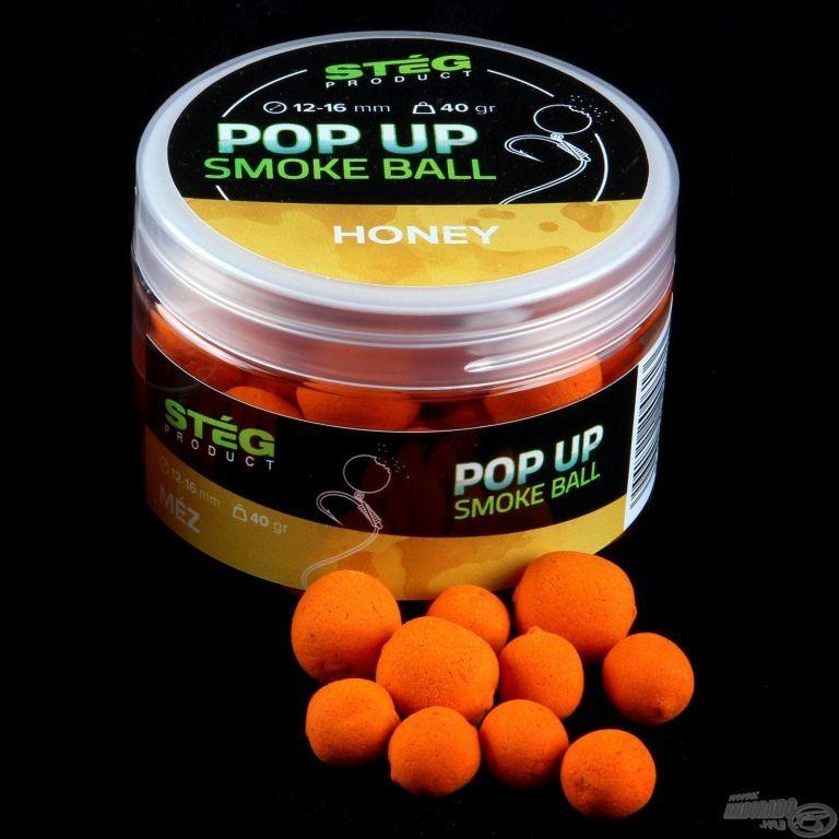 STÉG PRODUCT Pop Up Smoke Ball 12-16 mm - Honey