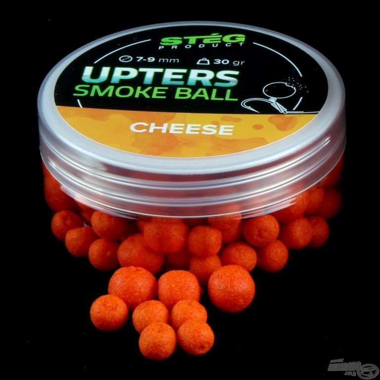 STÉG PRODUCT Upters Smoke Ball 7-9 mm - Cheese