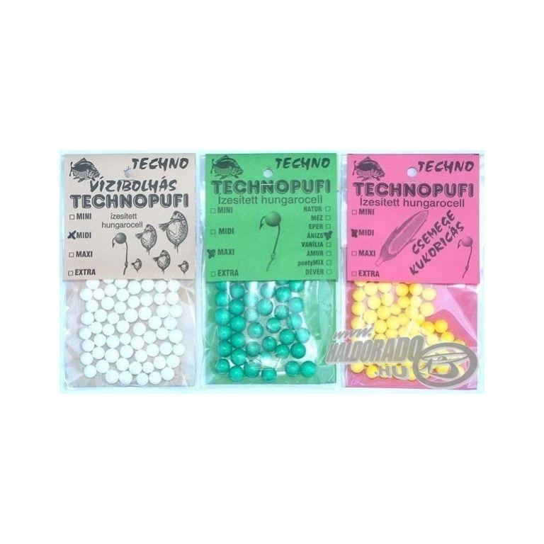 TECHNO Technopufi 4. EXTRA Ponty