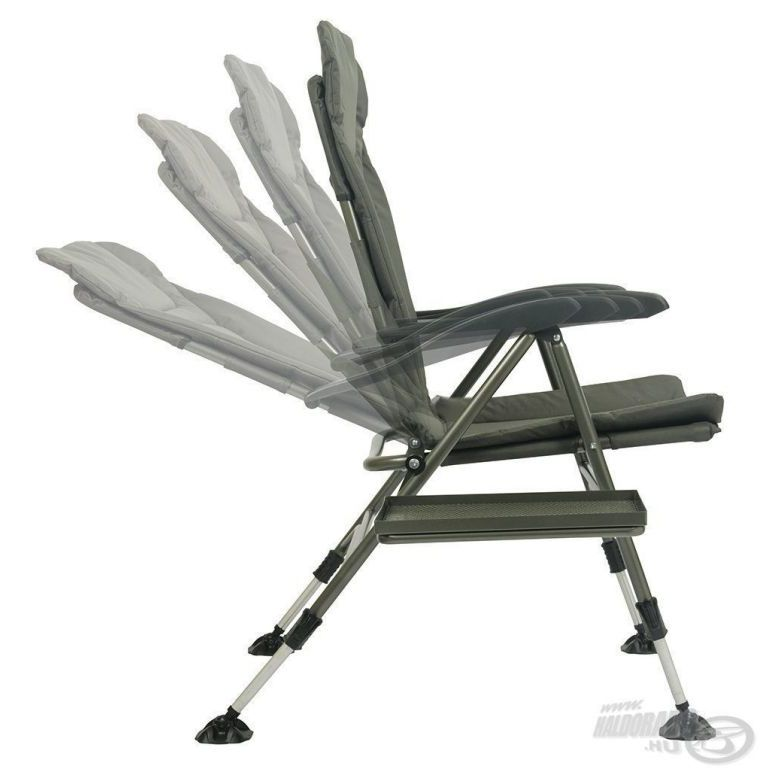 TF GEAR Pontyozó karfás fotel oldaltálcával