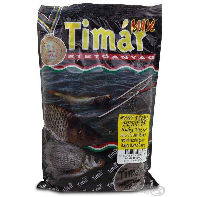 TIMÁR MIX Ponty-Kárász Fekete 1 kg
