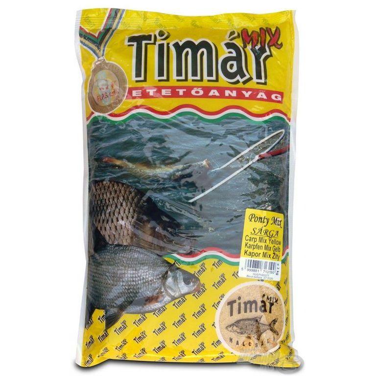 TIMÁR MIX Ponty mix sárga 3kg