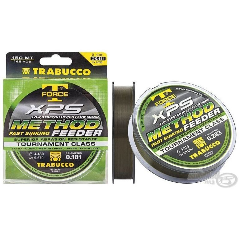 TRABUCCO T-Force XPS Method Feeder 150 m - 0,20 mm