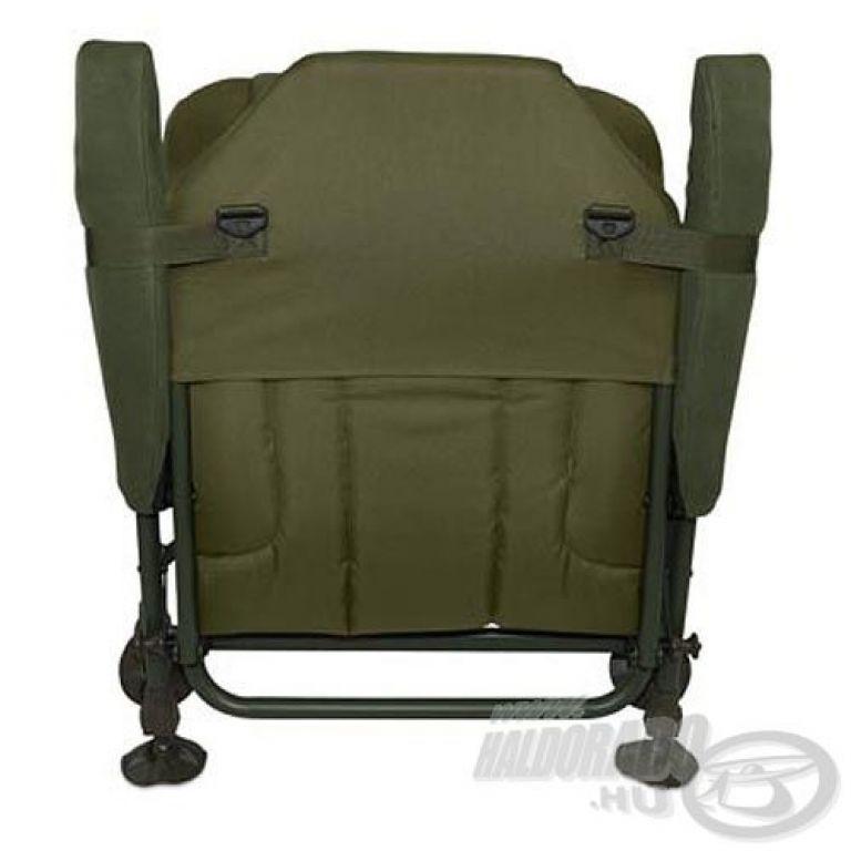 Trakker Levelite Long-Back fotel
