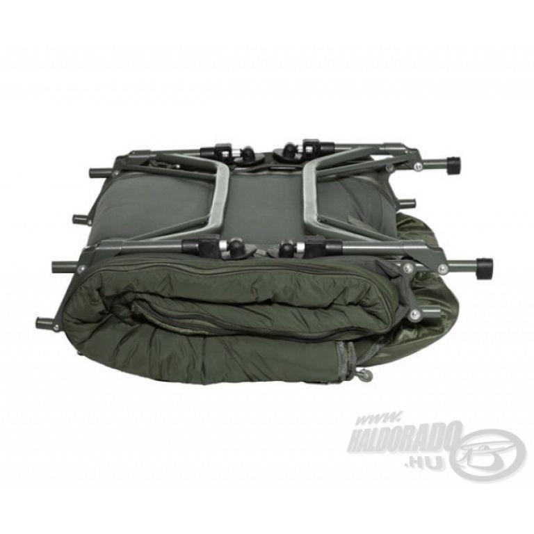 Trakker RLX Flat 6 lábú ágy