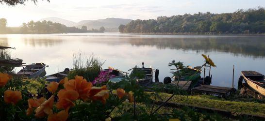 Háziréti tó